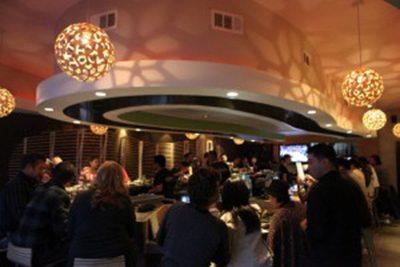 people dining at Tabu Shabu Costa Mesa