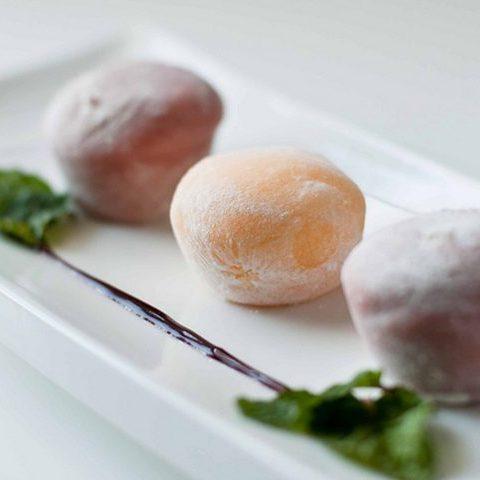 Mixed Mochi Dessert